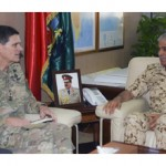 Bahraini-US military delegation reviewed