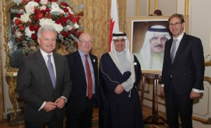 Embassy in London marks Accession, National Days