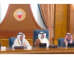 HRH Crown Prince chairs weekly Cabinet meeting