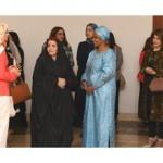 Princess Sabeeka receives UN Women executive director