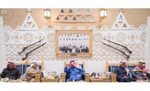 Saudi King meets Kuwaiti Deputy Premier