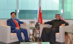 Bahrain-Pakistan ties praised