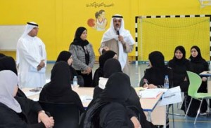 Education Minister attends workshop