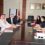 Education Minister meets US academic delegation