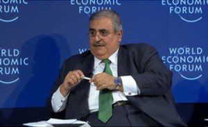 Foreign Minister attends Davos Forum
