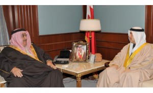 Foreign Minister receives EDB Chief Executive