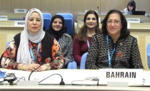 Health minister takes part in WHO session