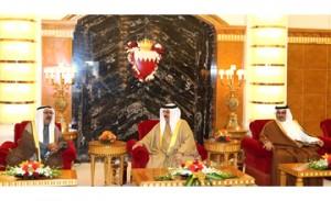 King hails Bahraini-Kuwaiti relations