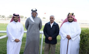 Rashid Equestrian Club holds season's 13th race