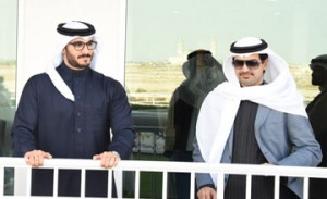 Rashid Equestrian,Horse Racing Club holds 10th race
