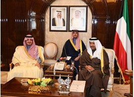 Saudi, Kuwait discuss security cooperation