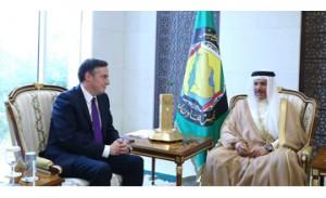 GCC Chief meets EU delegation