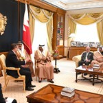 HRH Premier receives US ambassador
