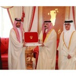 King receives Royal Court Affairs Minister