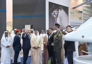 Saif bin Zayed opens 3rd UMEX, SimTEX