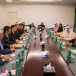 Saudi-EU cooperation reviewed