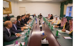 Saudi-EU cooperation reviewed