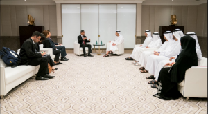 UAE and Singaporean FM discuss cooperation