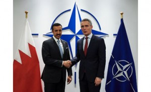 Undersecretary meets NATO leaders, officials